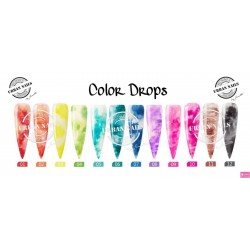 colordrops Urban Nails set van 6 kleuren
