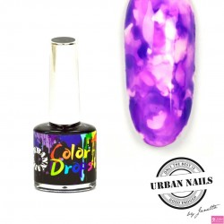 colordrops Urban Nails no 8