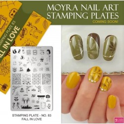 Moyra stamping 83  Fall in love