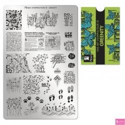 Moyra stamping 81  Greenity